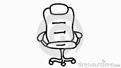 Bürostuhl gezeichnet  Bürostuhl Gezeichnet | afdecker.com