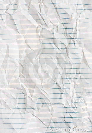 Gezeichnetes Papier