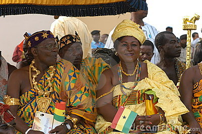 Ghana Royalty Editorial Stock Image
