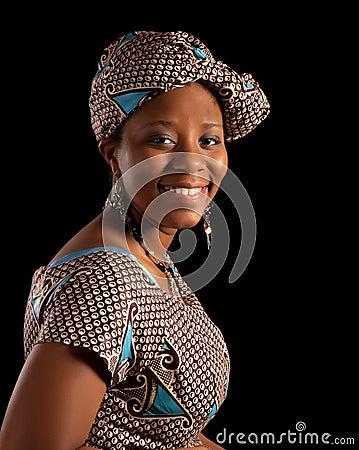 Ghanese portrait