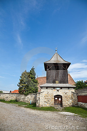 Ghelinta Fortified Church