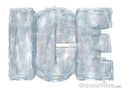 Ghiaccio del ghiaccio