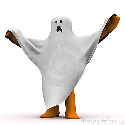 Free Ghost Stock Photo - 27610190