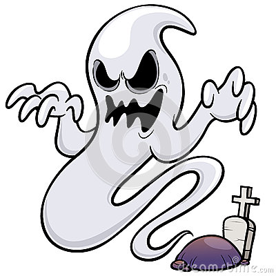 Ghost Cartoon Royalty Free Stock Images Image 37762499