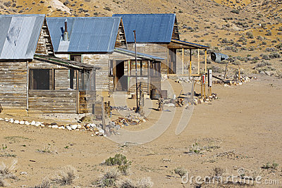 Ghost Town Houses