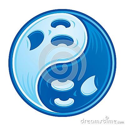 Ghost Yin Yang
