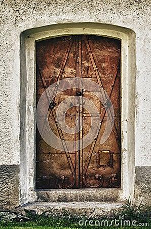 Ghotic doors