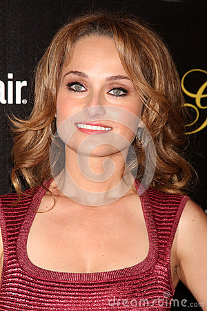 Giada De Laurentiis arrives at the 37th Annual Gracie Awards Gala Editorial Stock Photo