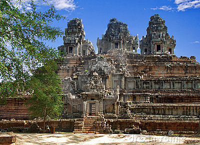 Giant of Angkor