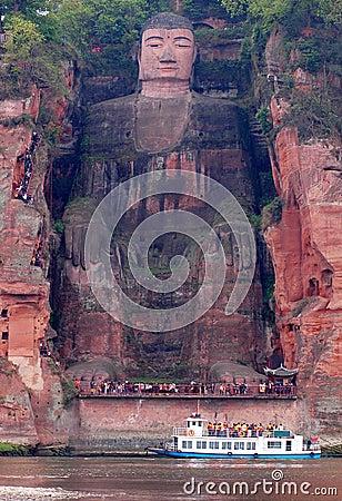 Free Giant Buddha Royalty Free Stock Photography - 11137547