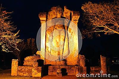 Giant Buddha statue, Thailand