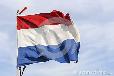 Giant Dutch Flag