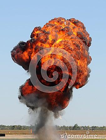 Free Giant Explosion Royalty Free Stock Photo - 11961605