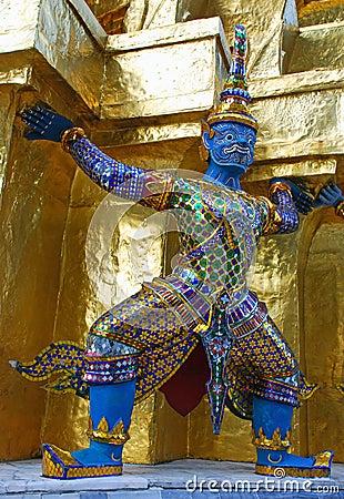 Giant Guard – Bangkok Thailand