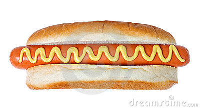 Giant Hot Dog