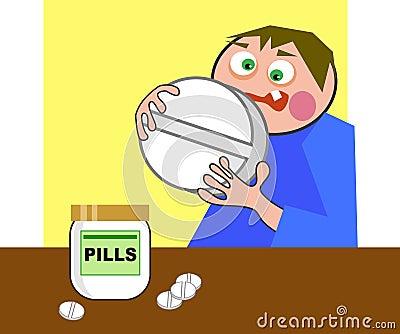 Giant Pill