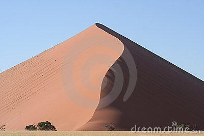Giant Red Dune
