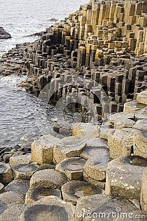 Giant s Causeway in Northern Ireland