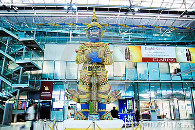 Giant of Thailand Editorial Image