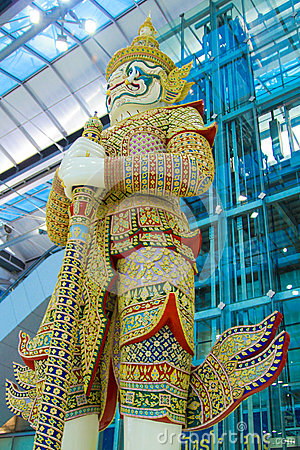 Giant of Thailand