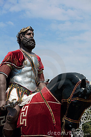 The giants of Messina: Grifone
