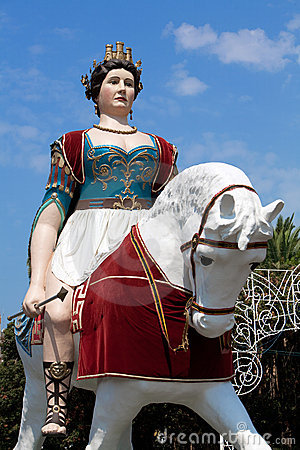 The giants of Messina: Mata