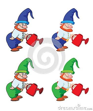 Giardiniere di Gnome