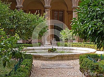 Giardino mediterraneo fotografie stock immagine 24572643 - Giardino mediterraneo ...