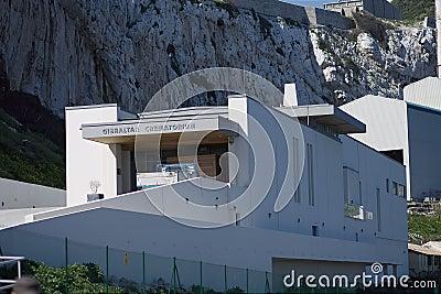 Gibraltar Crematorium