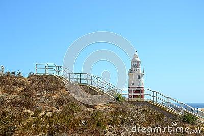 Gibraltar, Europa Point lighthouse