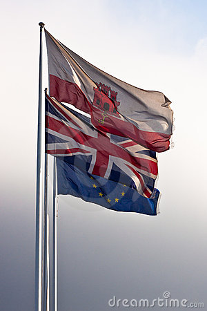 Gibraltar Great Britain and European Union