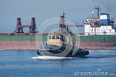 Gibraltar Tugboat