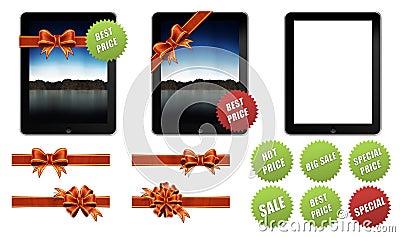 Gift Apple iPad 2 Editorial Photo