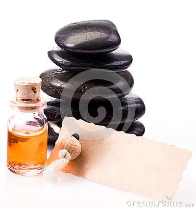 Gift of an aromatherapy massage