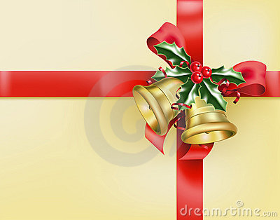A gift of bells and bows