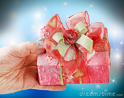 Gift With a Big Bow