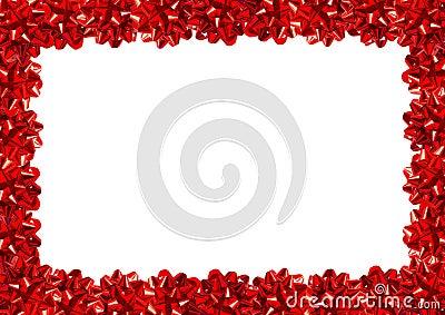 Gift Bows Border