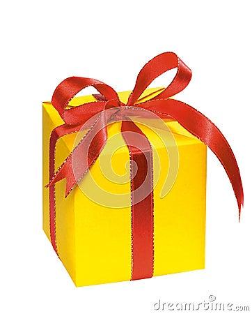 Free Gift Box Royalty Free Stock Photo - 2952745