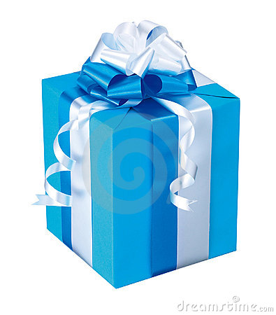 Free Gift Box Royalty Free Stock Photos - 2952748