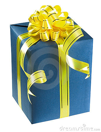 Free Gift Box Stock Images - 2952764