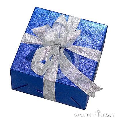 Free Gift Box Royalty Free Stock Photos - 2971778