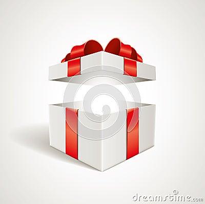 Free Gift Box Royalty Free Stock Image - 30650106