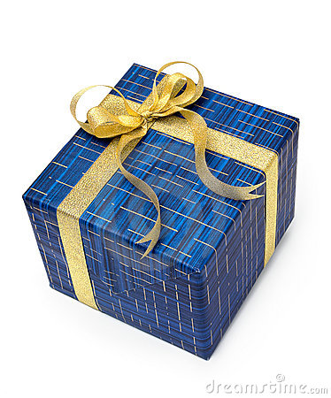 Free Gift Box Royalty Free Stock Photo - 5774055