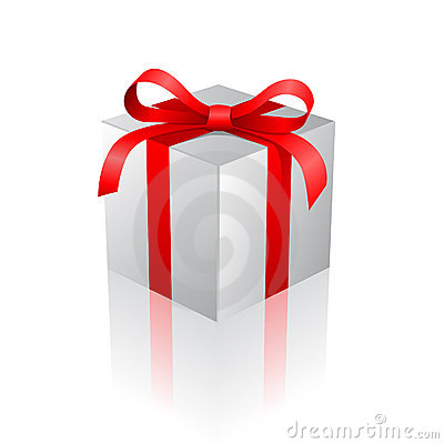 Free Gift Box Royalty Free Stock Photo - 6244655