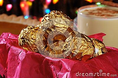 Gift box of Christmas Chocolates