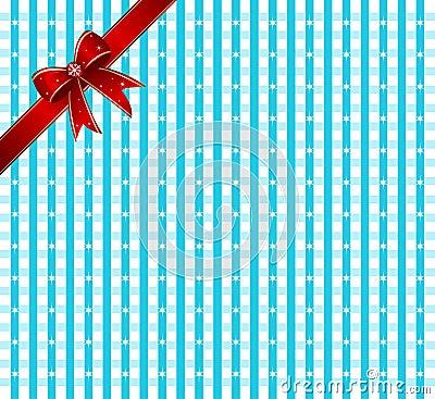 Gift box knot