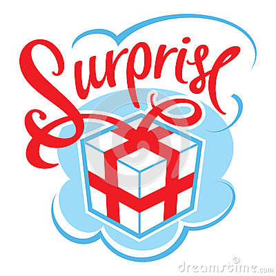 Gift box surpris