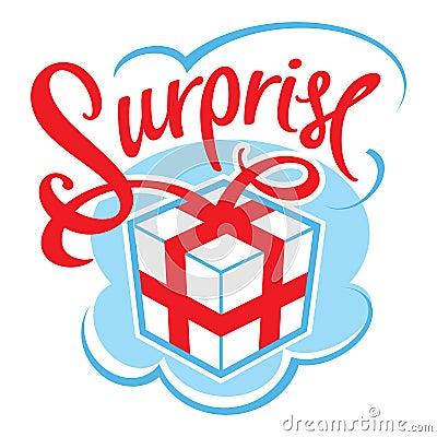 Gift box surpris