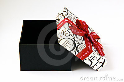 Gift box for sweetheart