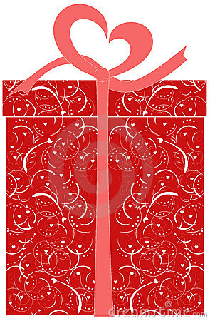 Gift Box - vector illustration